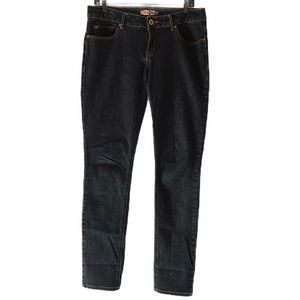 Makers Dark wash skinny mid rise size 8 long